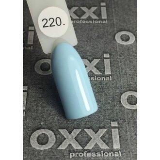 OXXI Гель лак №220