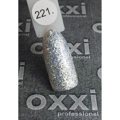 OXXI Гель лак №221