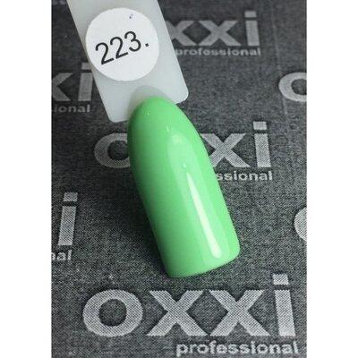OXXI Гель лак №223
