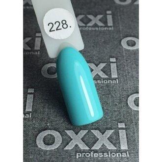 OXXI Гель лак №228