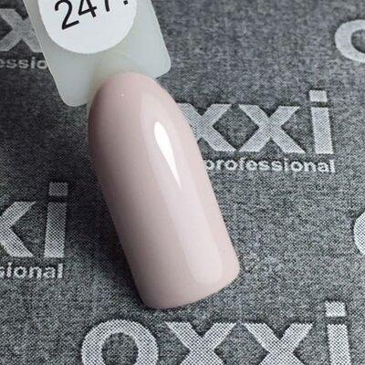 OXXI Гель лак №247