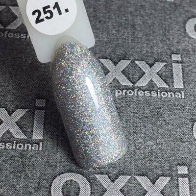 OXXI Гель лак №251
