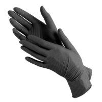 Nitril Gloves Non-Powdered Black