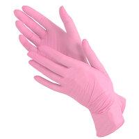 Nitril Gloves Non-Powdered Pink