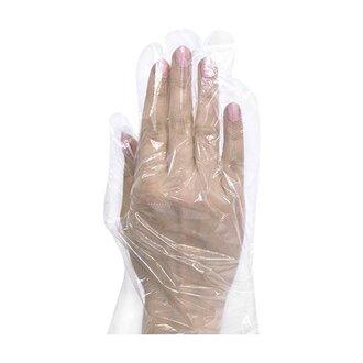 Перчатки для парафинотерапии (полиэтилен)