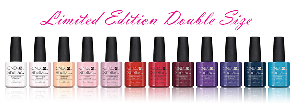 Shellac double size 15ml