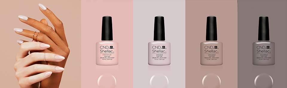 Banner Shellac and Vinylux | cnd.com.ua