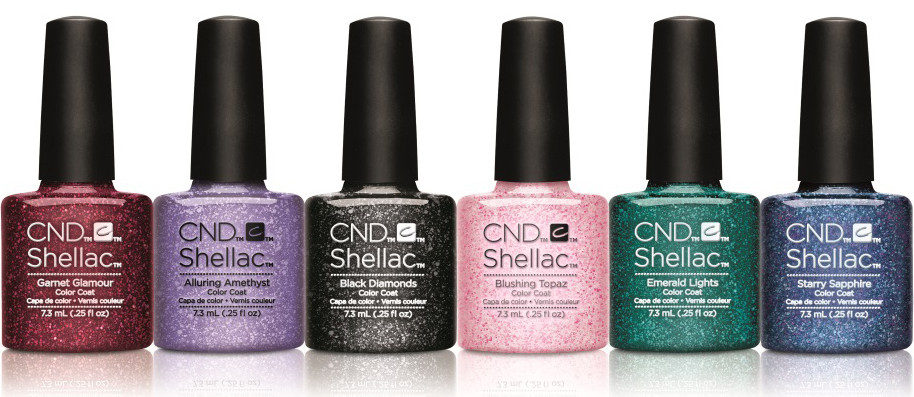 cnd shellac starstruck collection – winter 2016